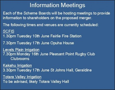 information meetings picture